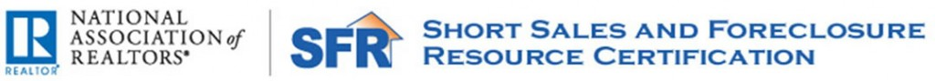 nar-sfr Great Homes Realty short sale certification experts solutions to foreclosure
