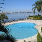 bayview 700 osceola condos for sale downtown clearwater pool deck